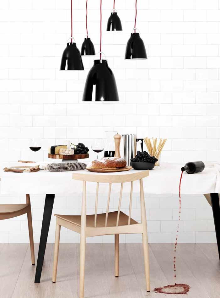 Danish designer lights