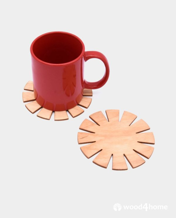 Cup Coasters Sunny Day
