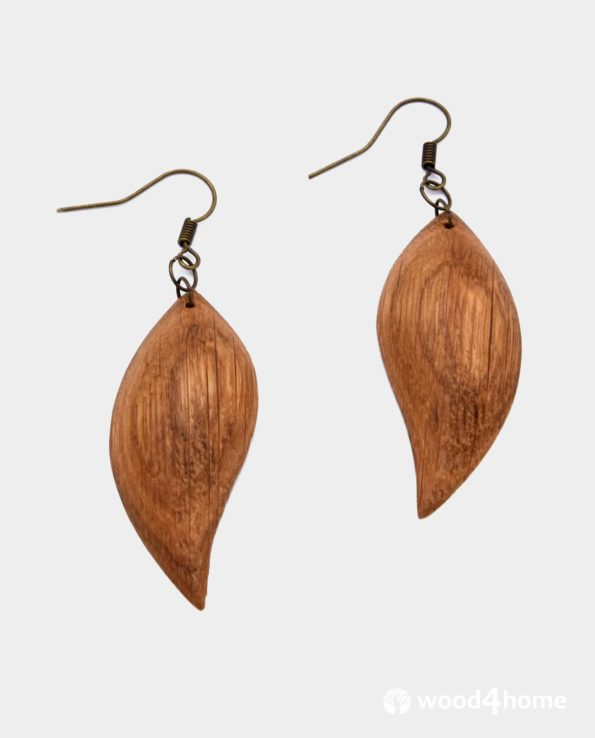 earrings wood online gifts handamde wooden jewelry