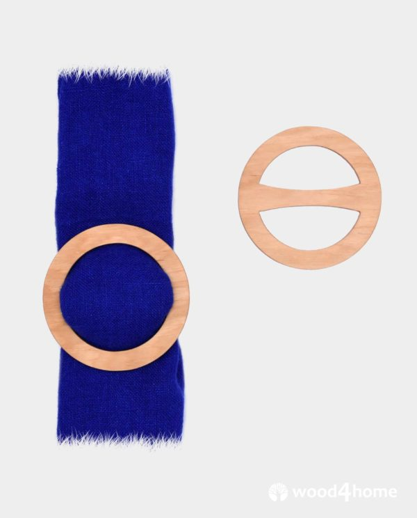 hermes scarf ring round