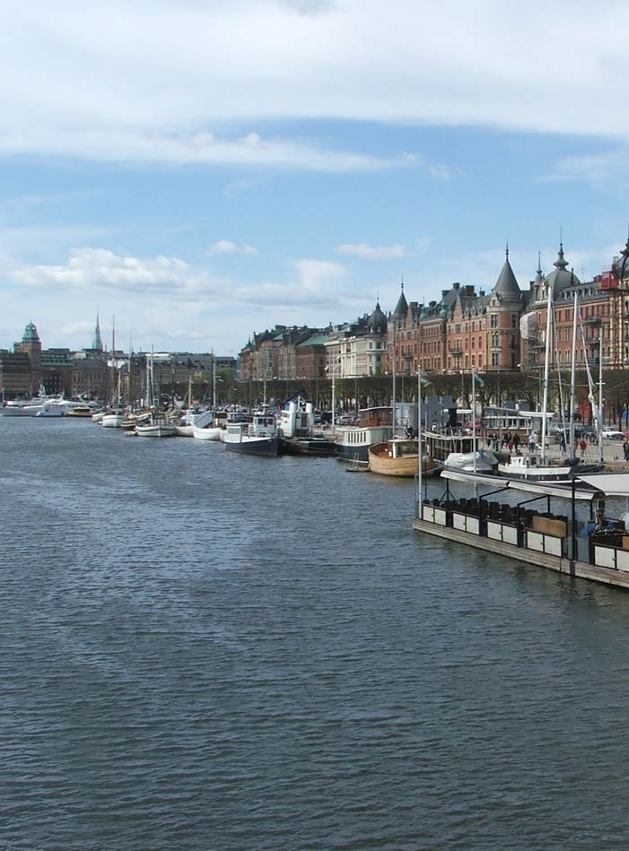 Stockholm Scandinavian Designer About Creativity