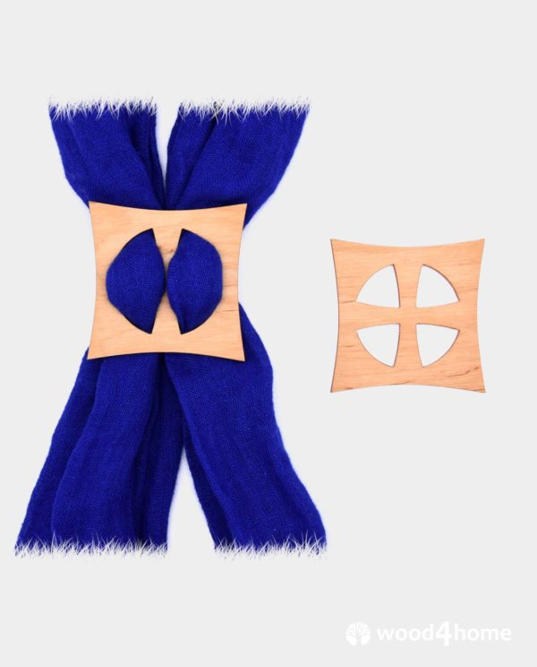 Scarf buckle, ring, scarf holder, towel holder, handmade