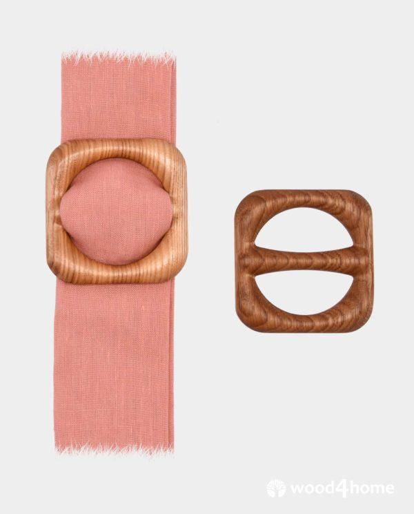 scarf jewelry ring wood