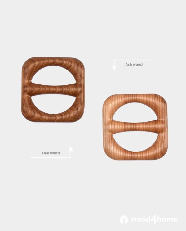 scarf jewelry ring wood